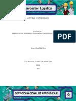 ACTIVIDAD 2 EVIDENCIA 6 PRESENTACION LOGISTICA PARA LA DISTRIBUCION DE UN PRODUCTO.doc
