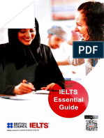IELTS Essential Guide