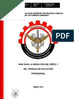 1 GUÍA PARA LA REDACCIÓN DEL PERFIL Y DEL TRABAJO DE APLICACIÓN PROFESIONAL-convertido.docx