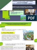 Sesion 12 ( Lineamiento Para Elaboracion Del Reglamento Interno de Los Consejos de Recursos Hidricos de Cuenca)