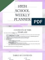 Minimalist HS Weekly Planner Purple variant.pptx