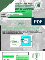 RESISTENCIA DE MATERIALES - TEMA 10