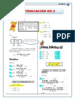 Potenciación-de-Números I-Enteros-ARITMÉTICA-ACTIVA LIBERTAD-CLASE 16