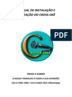 Manual do Sistema CROSS