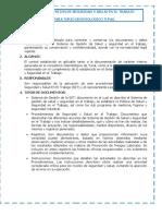 ANEXO 49. PROCEDIMIENTO CONSERVACION DE DOCUMENTOS