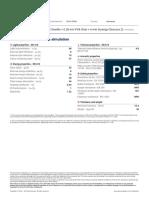 Datasheet Laminated (Clear + Sunergy)