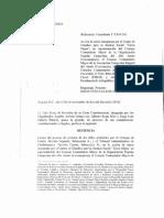 Sentencia Penal Ambiental