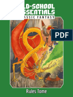 Old-School Essentials - Classic Fantasy Rules Tome v0.8.pdf