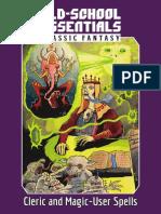 Old-School Essentials - Cleric and Magic-User Spells v0.4.pdf