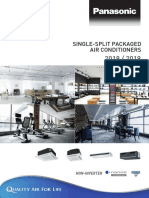 PAC R410A Non-Inverter 2018-2019