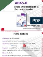 Presentación ABAS-II