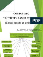 TEMA 15 - SISTEMA DE COSTOS ABC