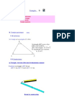 triangles CM2
