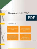 Fisiopatologia del EPOC 1