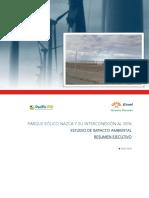 EIA Proyecto Eolico Marcona