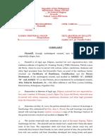 COMPLAINT-for annulment.docx