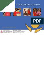 Preschool-Materials-Guide