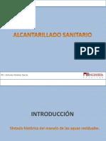 UNIDAD 1. ALCANTARILLADO SANITARIO - CARACTERÍSTICAS DE DRENAJE