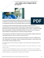 Los test PCR no son aptos para diagnosticar infección por Sars-Cov-2 – CienciaySaludNatural.com