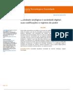 GIMENES, L. F. & HUR, D. U. Sociedade analógica e sociedade digital - suas condificações e regimes de poder.pdf