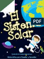 cuadernillo gratis sitema solar
