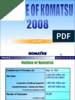 01_01 Outline of Komatsu