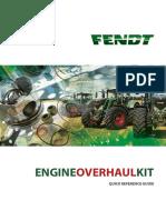 Fendt engine KIT