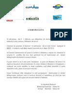 L 122 comunicato inc MinLav 4-2-2011