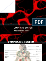 GROUP 2 LYMPHATIC SYSTEM