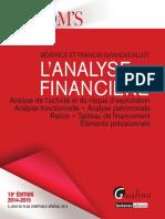 Les Zooms. Analyse financière 2014-2015 - 18e édition by Béatrice GRANDGUILLOT, Francis GRANDGUILLOT (z-lib.org)
