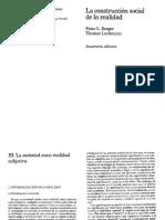 1. BERGER PETER Y LUCKMANN THOMAS LA CONSTRUCCIÓN SOCIAL DE LA REALIDAD CAP 3 (1).pdf