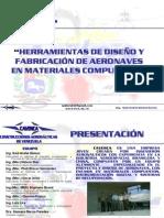 HERRAMIENTAS DE DISEÑO  DE AERONAVES EN MATERIALES COMPUESTOS