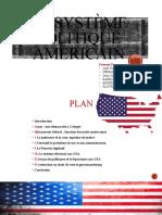 Le Systeme Politique Americain