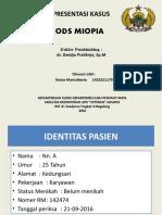 PPT PRESUS MIOPIA