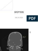 Radiology SPOTTERS 1