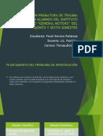 IDENTICICACIÓN PREMATURA DE TRAUMA ACÚSTICO EN ALUMNOS DEL expo bioestadistica.pptx
