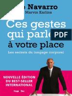 Ces gestes qui parlent à votre place - Joe Navarro Marvin Karlins.pdf