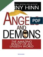 Angeles y Demonios - Benny Hinn-1-Spanish