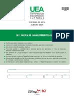 UEA-Macro_2019_-_Conhecimentos_Gerais_-_Prova