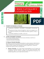 Los-Recursos-Naturales-y-su-Conservacion-para-Sexto-de-Primaria
