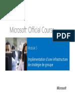 22411B_M5-Implémentation d_une infrastructure de stratégie de groupe