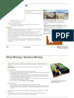 Mining Methods in Australia