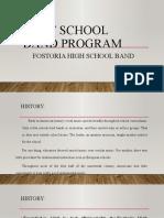 First School Band Program.pptx