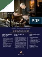 Flash Opportunity - Executive Chef -Movenpick Resort Kuredhivaru Maldives, Maldives