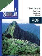 Incas - Inside an American Empire