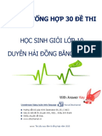 30 Đề Thi HSG Lớp 10 With Answer Key.pdf