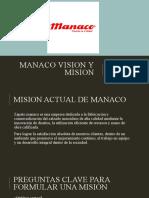 Manaco Vision y Mision