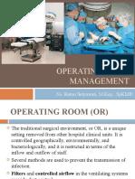 Manajemen Perioperative