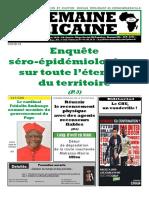 semaine africaine n°4012