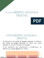 8. CONVERSIÓN ANÁLOGA DIGITAL